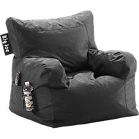 Big Joe Black Dorm Bean Bag Chair