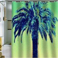 Shower Curtain Pop Art Palm (by DENY Designs)