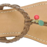 DV by Dolce Vita Women's Doris Thong Sandal