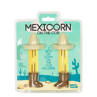 MEXICORN ON THE COB NOVELTY HOLDERS