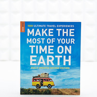 Make the Most of Your Time on Earth Book - Urban Outfitters
