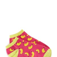 Banana Breeze Ankle Socks