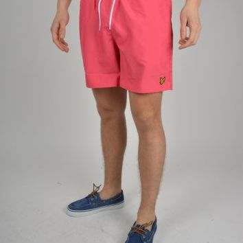 Lyle & Scott Swim Shorts SH005V02 - Raspberry