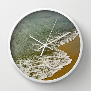 Summer freshness Wall Clock by DejaReve