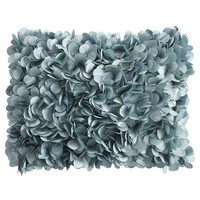 Petals Pillow - Smoke Blue