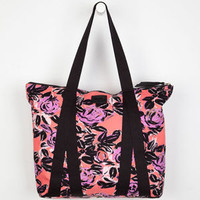 Vans Shilling Tote Bag Neon Orange One Size For Women 23413156301