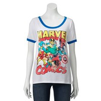 Freeze Marvel Tee - Juniors
