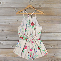 The Billy Bloom Romper