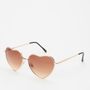 UrbanOutfitters.com &gt; UO Heartbreaker Sunglasses