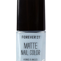 Dusty Skies Matte Nail Polish
