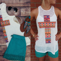 SOUTHERN GRACE TANK – LaRue Chic Boutique
