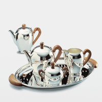 Alessi Bombe Coffee & Tea Set