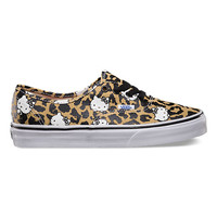 Vans Hello Kitty Authentic (leopard/true white)