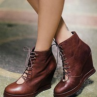 Free People Womens Heartbreaker Bootie -