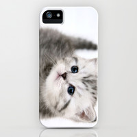 Cat iPhone & iPod Case by Max Jones | Society6