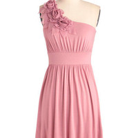The Right Mauve Dress | Mod Retro Vintage Dresses | ModCloth.com