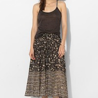 Band Of Gypsies Full Cropped Wide-Leg Pant - Urban Outfitters