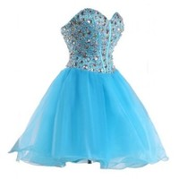MerMaid Women's Evening Prom Party Cocktail Dress H017