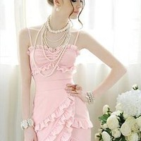Pink Lady Romance Dress