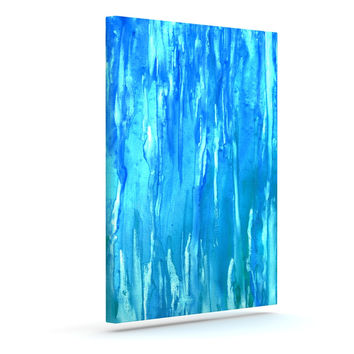 "Rosie Brown ""Wet & Wild"" Outdoor Canvas Wall Art"