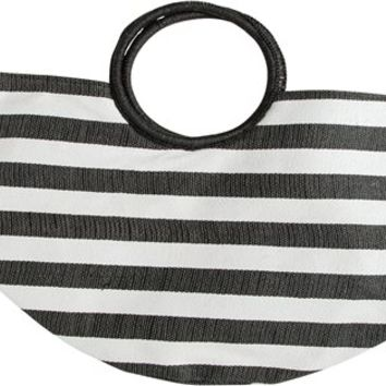 SUMMER STRIPES TOTE