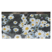 Daisy Clasp Wallet | Wet Seal