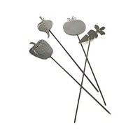 Veggie Garden Stakes - Set of Four