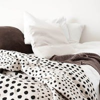 there's no place like home / dot bedspread via Riazzoli
