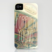 F??REVER iPhone Case by Valerie Bourdon | Society6