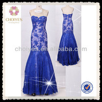 abendkleider | CY50421A new arrivals 2014 long evening dresses beaded lace fishtail evening dress lace dress long, View lace dress long, CHOIYES Product Details from Chaozhou Choiyes Evening Dress Co., Ltd. on Alibaba.com