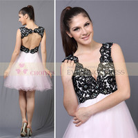 alibaba china supplier spitzenkleid Short Black Lace Dresses Backless Lace Wedding Dresses short lace prom dresses 2014, View prom dresses, Choiyes Product Details from Chaozhou Choiyes Evening Dress Co., Ltd. on Alibaba.com
