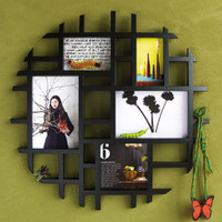 Ball of Fame Photo Frame ? modern black picture frames