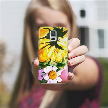 Sunflower Galaxy S5 case by DuckyB | Casetify