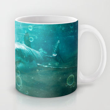 Blue Mug by SensualPatterns
