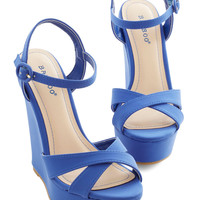 ModCloth Nautical Nightspot Wedge