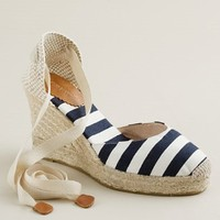 Women's new arrivals - shoes - Sardinia wedge espadrilles - J.Crew