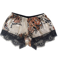 Avalon Shorts Cinnamon Flower