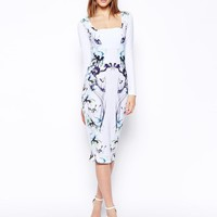 ASOS Smokey Floral Body