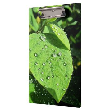 Leaf Clipboard