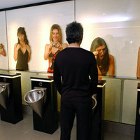 Urinal Judges » Funny, Bizarre, Amazing Pictures & Videos