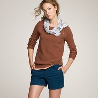 Women's shorts - cotton & chino - Esplanade short - J.Crew