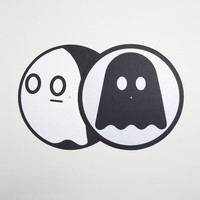 Ghostly + Spectral Slipmats