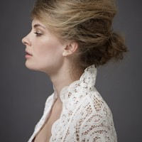 Reverse Shell Bolero in  SHOP The Bride Cover Ups at BHLDN