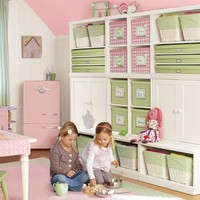Cameron Creativity Storage System with Art Cubbies | Pottery Barn Kids