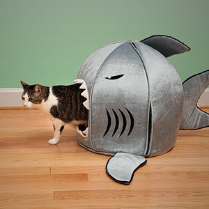ThinkGeek :: Japanese Nanotechnology Pet Beds