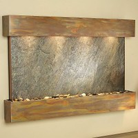 Slate Wall Fountain - Opulentitems.com
