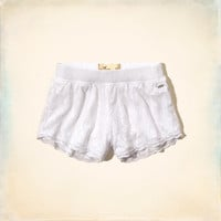 Hollister Lace Short-Shorts