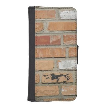 Bricks iPhone 5/5s Wallet Case
