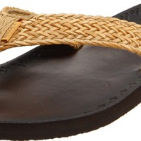 Roxy Women's Fiji Flip-Flop - designer shoes, handbags, jewelry, watches, and fashion accessories | endless.com