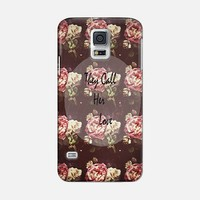 They Call Her Love Galaxy S5 case by DuckyB | Casetify